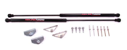 Mustang Quicklift Hood Supports (79-98) QL-FORD-MUS-8793