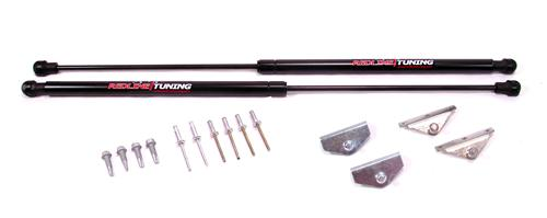 Mustang Quicklift Hood Supports (99-04) QL-FORD-MUS-9904