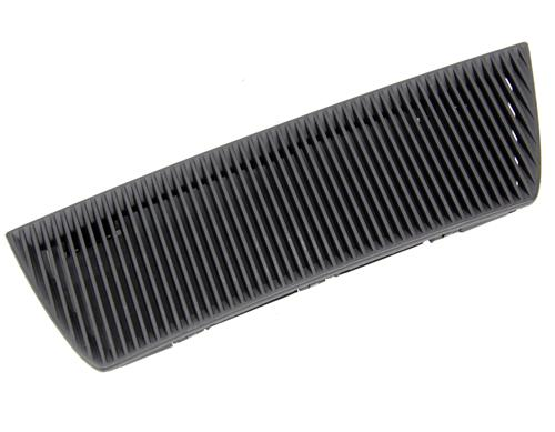 Mustang Hood Heat Vent Extractor Grille Left Hand  (03-04) - Picture of Mustang Hood Heat Vent Extractor Grille Left Hand  (03-04)
