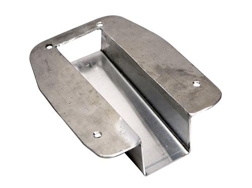 Mustang Shifter Mounting Plate - C4/Powerglide (79-93)