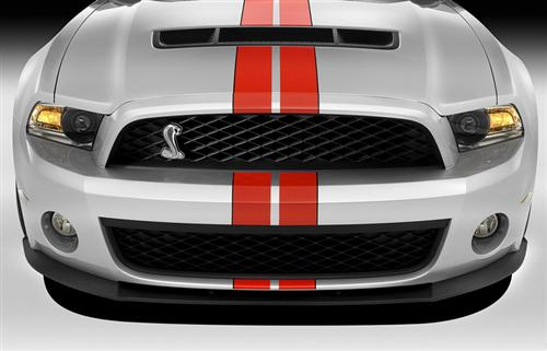 Mustang GT500 Front Lower Chin Spoiler (10-14)
