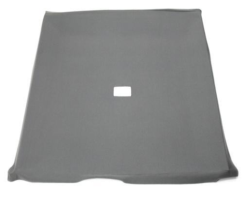 Mustang Headliner with Abs Board Dark Gray Cloth  (85-86)