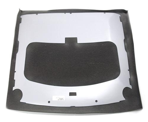 Mustang Headliner with Abs Board Charcoal Gray Cloth  (84-86) Hatchback with Sunroof