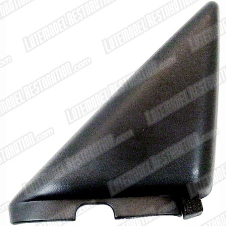 99-04 MUSTANG RH MIRROR HOLE COVER, W/O MACH 460