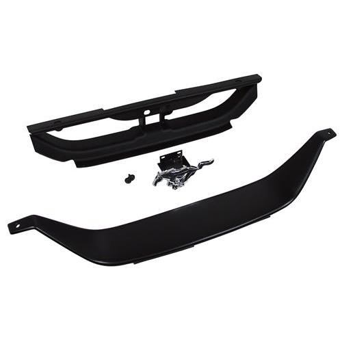 Mustang Mach 1 Ford Original 3 Piece Grille Delete Kit (99-04)