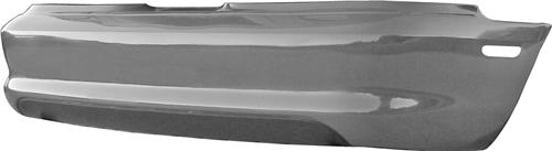1994-98 Mustang Rear Smooth Bumper Cover with No Text