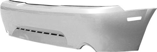 1999-04 Mustang GT Rear Smooth Bumper Cover No Mustang Text