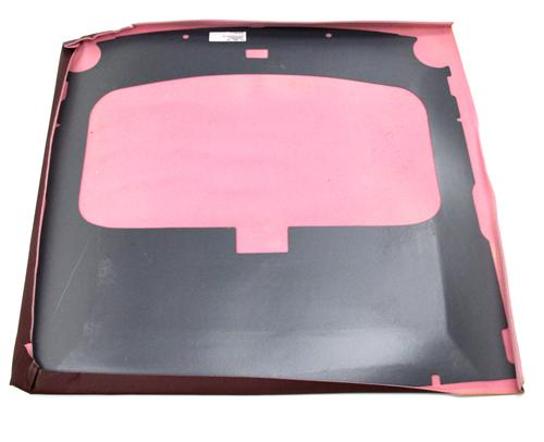 Mustang Headliner with Abs Board Canyon Red Cloth (84-93) Hatchback with sunroof