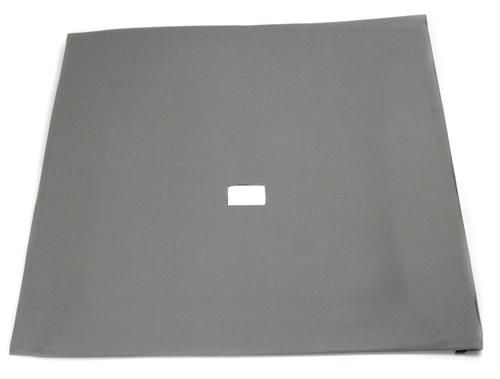 Mustang Headliner with Abs Board Light Gray Cloth (84-86) Hatchback with T-Tops
