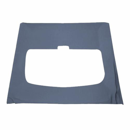 TMI Mustang Cloth Headliner w/ ABS Board Regatta Blue (85-89) Hatchback w/ Sunroof
