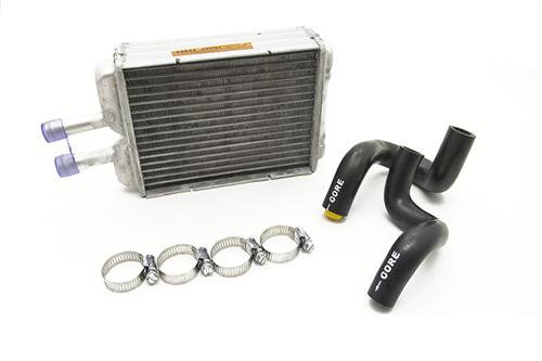 Mustang Heater Core Kit w/o Factory A/C (86-93)