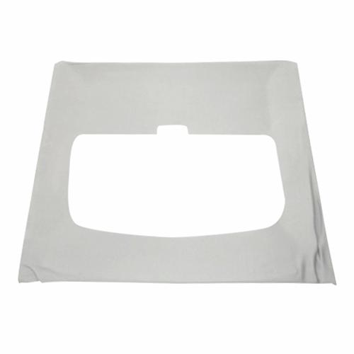 Mustang Cloth Headliner w/ ABS Board Smoke Gray (87-89) Hatchback w/ Sunroof