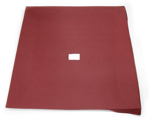 Picture of Mustang Headliner with Abs Board Scarlet Red Cloth (87-91) Hatchback