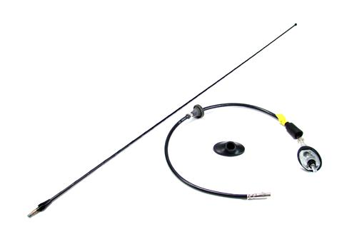 94-98 MUSTANG BLACK ANTENNA KIT