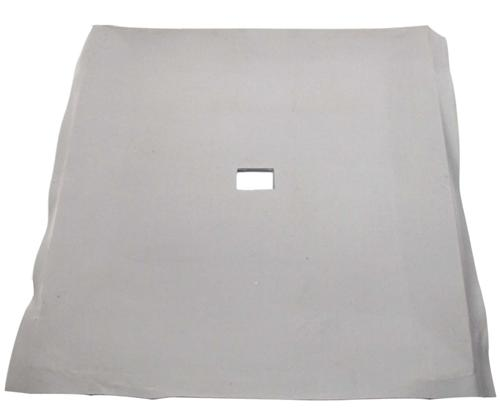 Mustang Headliner with Abs Board Titanium Gray Cloth (90-92) Hatchback