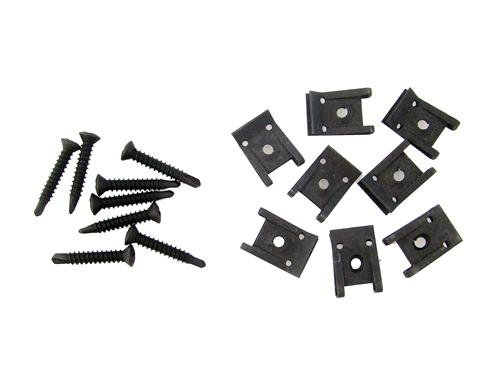 Mustang Speaker Grille Screws (79-93) Hatchback