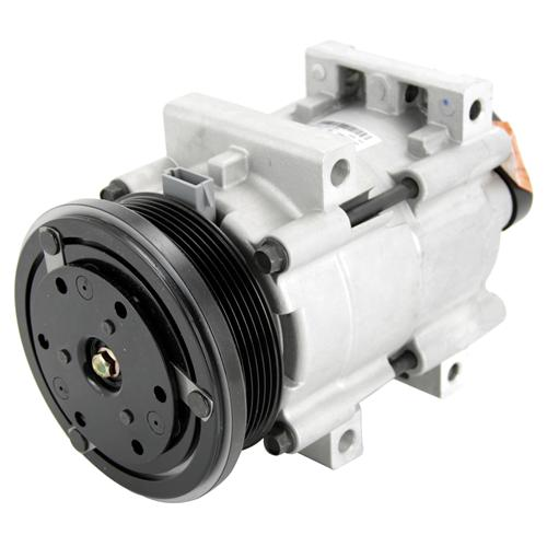 Mustang Air Conditioning Compressor and Clutch (05-06) V6  58140