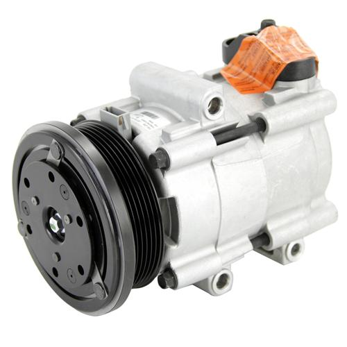 Mustang Air Conditioning (A/C) Compressor & Clutch  (05-06) GT 4.6
