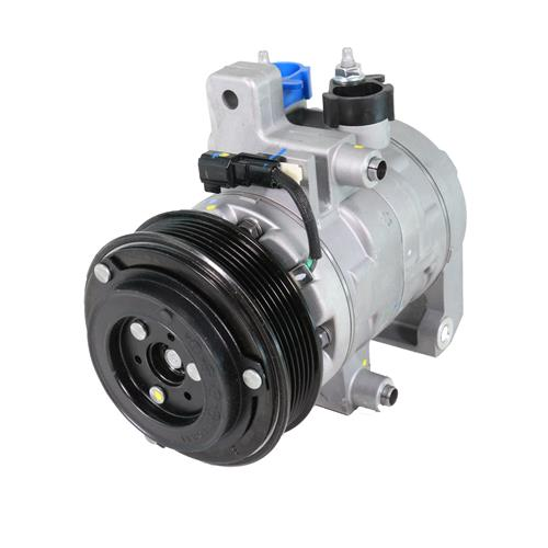 Ac Blowing Hot Air >> Motorcraft Mustang Air Conditioning (A/C) Compressor ...