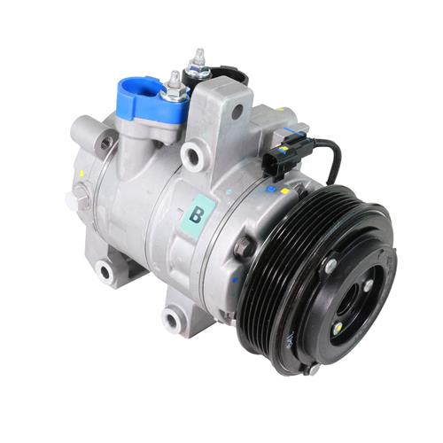 Mustang Air Conditioning (A/C) Compressor & Clutch (15-17) 5.0 5.2 YCC440