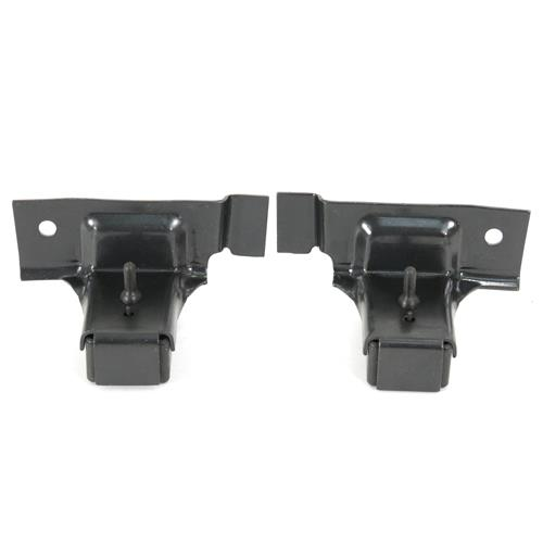 1982-1993 Mustang A/C Condenser Mounting Brackets