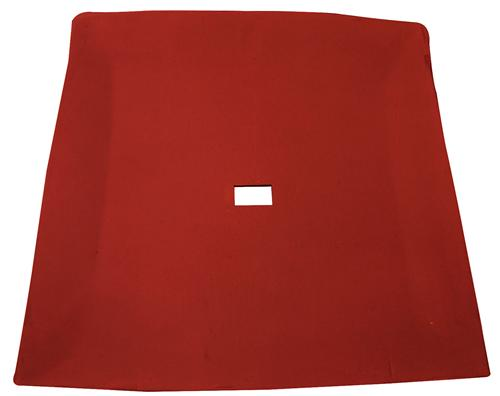 TMI Mustang Cloth Headliner w/ ABS Board Ruby Red (1993) Hatchback 20-75000-1998