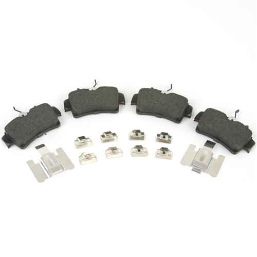 Mustang Rear Brake Pads - Stock Replacement (94-04) Cobra-Bullitt-Mach1