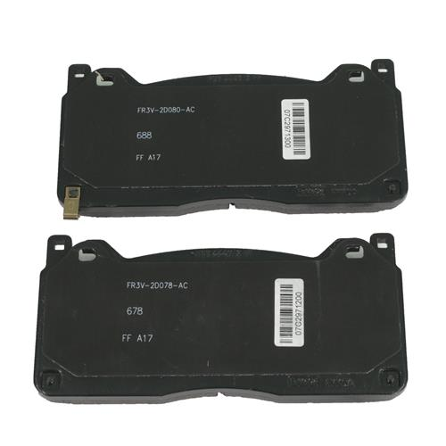Mustang Front Brake Pads - Stock Replacement (15-17) Shelby GT350/R FR3Z2001L