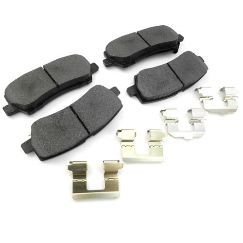 Mustang Rear Brake Pads - Stock Replacement (15-16)