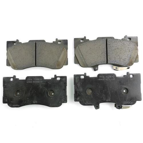 2016 GT350-R Front brake pads
