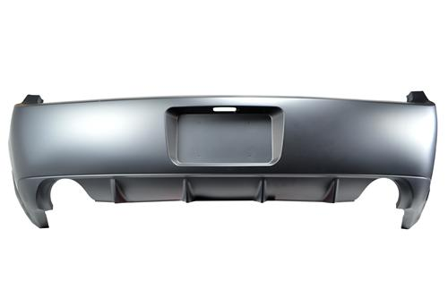 Mustang Rear Bumper Cover GT500 - GT/CS (05-09)