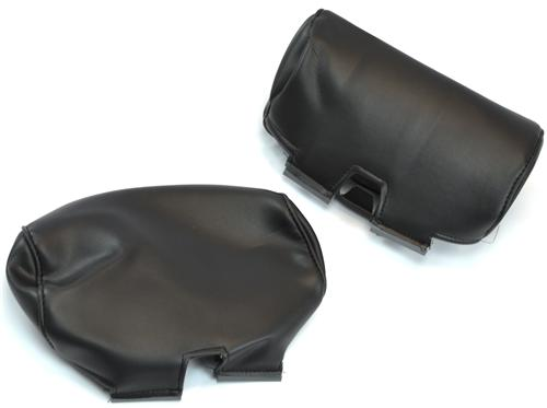 Mustang Large Headrest Pair Dark Charcoal (2004) 43-7603-6042