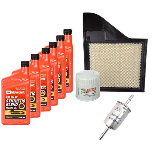 Motorcraft Mustang Maintenance Kit (2010) GT