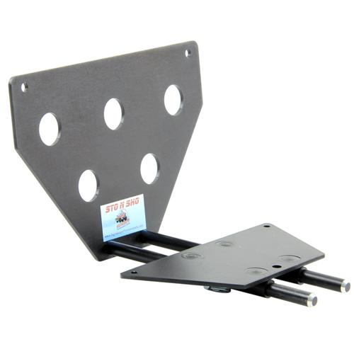 2015 Ford Mustang Sto N Sho Detachable License Plate Bracket