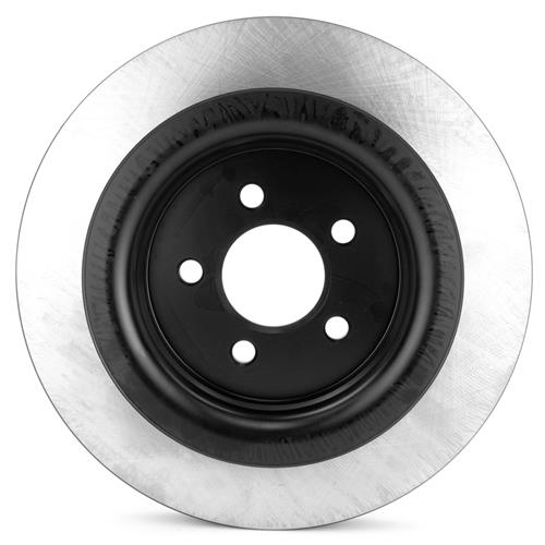 Mustang Premium Rear Brake Rotor  - Performance Pack (15-16)