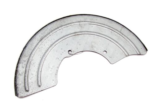 Mustang Rear Brake Rotor Dust Shield, LH (99-04) Cobra