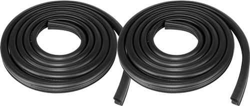 Mustang Door To Body Weatherstrip, Pair (79-93)