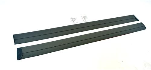 Mustang Door Body Side Moldings (87-93)