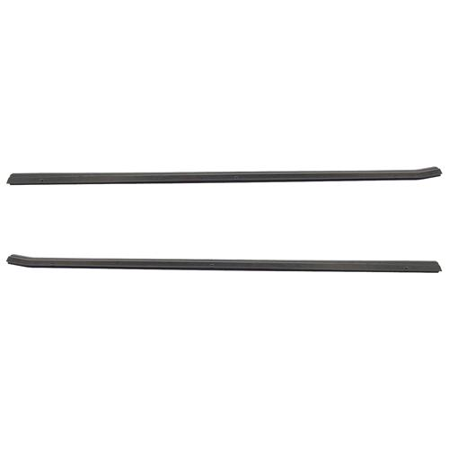 Mustang Outside Door Belt Weatherstrip Moldings Pair (94-04)