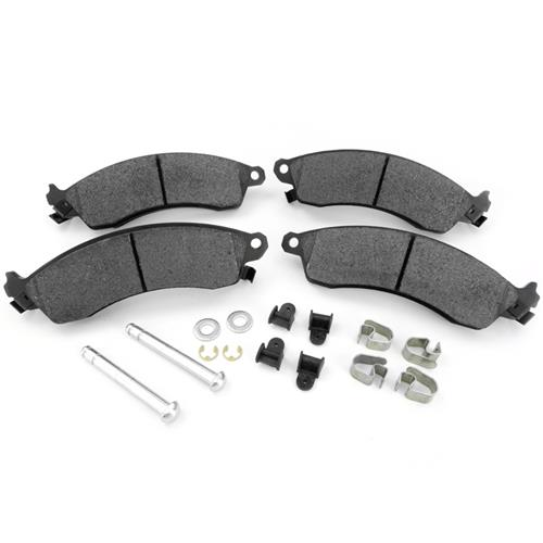 Mustang Front Brake Pads - Stock Replacement (94-04) Cobra-Bullitt-Mach 1