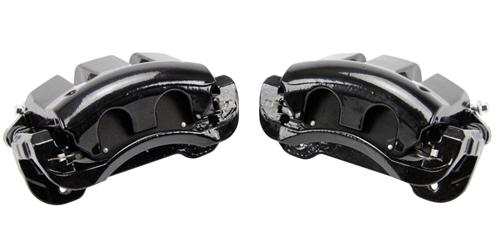 Mustang Loaded Front Brake Caliper Pair (05-10)