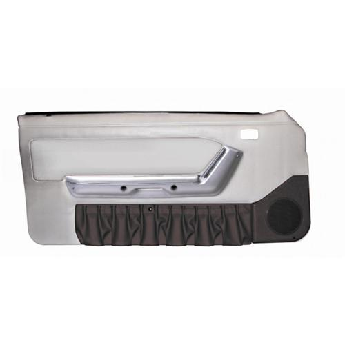 TMI Mustang Limited Edition Door Panels White/Black (1993) Convertible 10-74102-965-6958