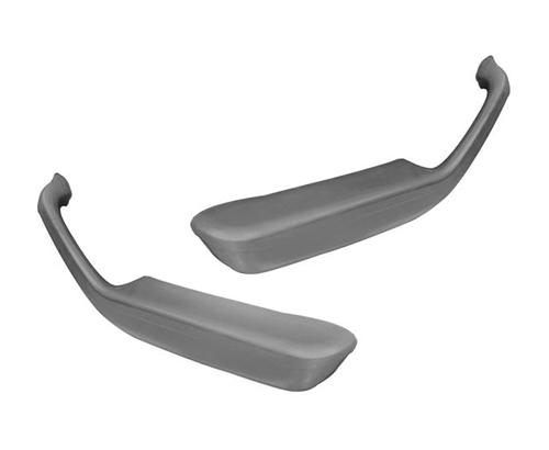 Picture of Mustang Mustang Armrests, Pair Black (81-86)