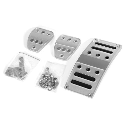 Mustang Billet Pedal Kit - Manual (05-17) 5R3Z-2457/9735M