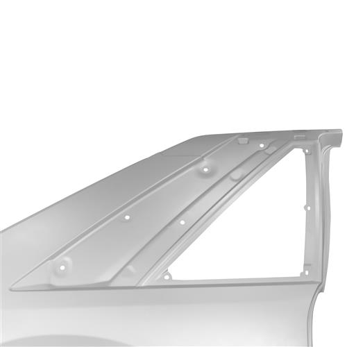 Mustang Hatchback Quarter Panel Skin RH (79-93)