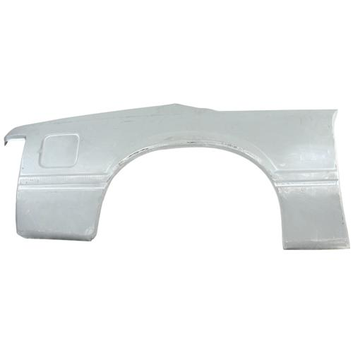 Mustang Quarter Panel Skin - RH (87-93) Passenger Side  Coupe Convertible