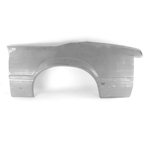 Mustang Quarter Panel Skin - LH (87-93) Driver Side Coupe Convertible