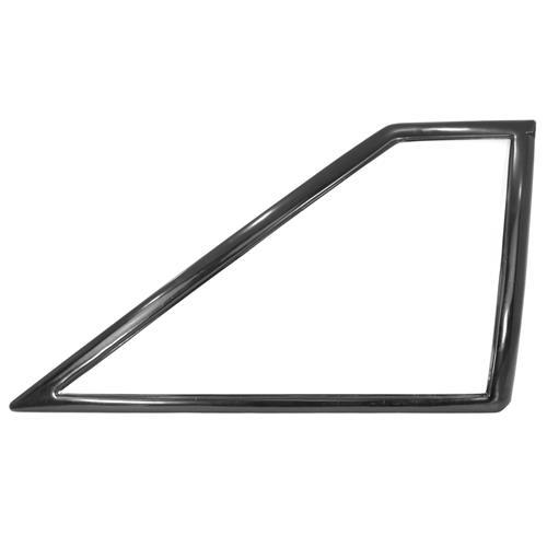 1987-1993 MUSTANG HATCH QUARTER WINDOW WITH GLUE
