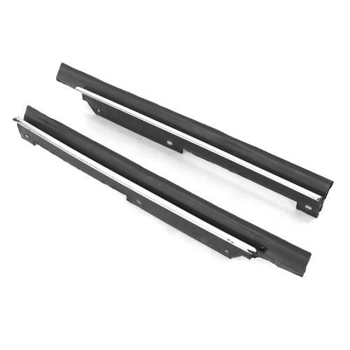 Mustang Convertible Inner Quarter Window Belt Weatherstrip - Pair (83-89) E3ZZ-7629744-PR