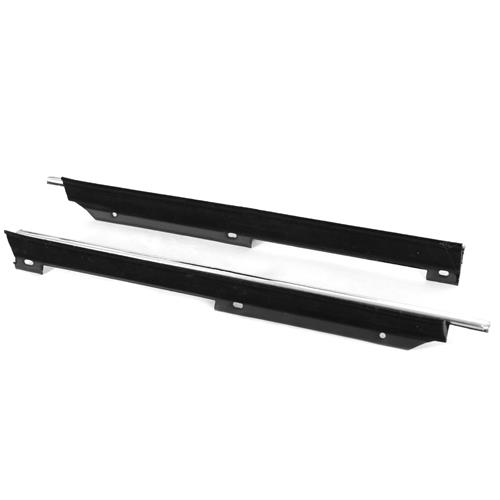 Mustang Convertible Inner Quarter Window Belt Weatherstrip - Pair (90-93) E3ZZ-7629745